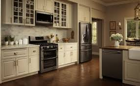 kitchen with stainless steel appliances lg black stainless steel series these lg black stainless steel