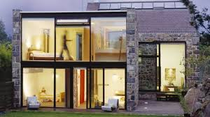 Home Architecture And Design by 11 Modern Stone Homes Stone Architecture And Design Youtube