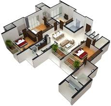 4bhk House 4 Bhk Flats For Sale In Kandivali West Red Brick Ibisapartments