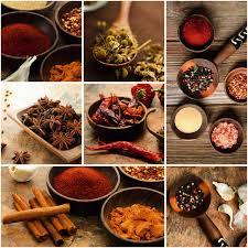 tableau theme cuisine déco cuisine epices