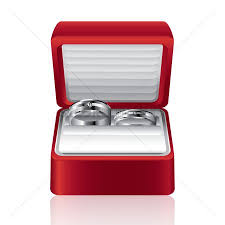 jewellery box rings images Free jewellery box stock vectors stockunlimited jpg