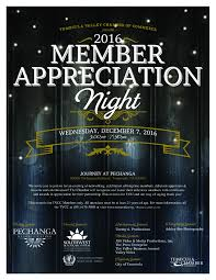 temecula chamber of commerce member appreciation night