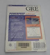 Sample Gre Score Report Gre Powerprep Software Test Preparation For The Gre General Test