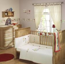charming nursery fun unisex room furniture design complete