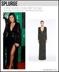 new years club dresses splurge kourtney s chateau club vegas new year s