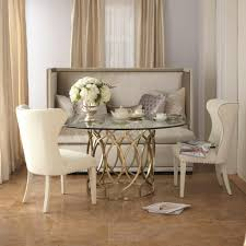 dining room sets with bench glass countertop dining table with white chairs and room bench back
