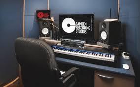 Argosy Console Desk Studio B U2014 Camden Recording Studios