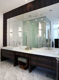 custom mirrors for bathrooms mirrors precision glass shower