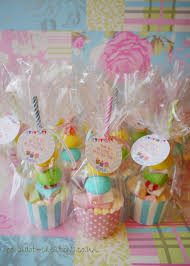 party favours marshmallow pops party favours personalised