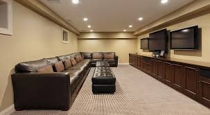Basement Finishing Ideas Impress Guests With 25 Stylish Modern Living Room Ideas