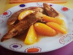 cuisiner aiguillettes de canard recette aiguillettes de canard aux abricots