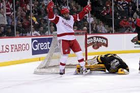 Barnes Inc Madison Wi Tyler Barnes Signs Ahl Contract With Grand Rapids Griffins
