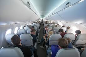 Most Comfortable Airlines The Comfortable New Planes Airlines Think You Don U0027t Want Wsj
