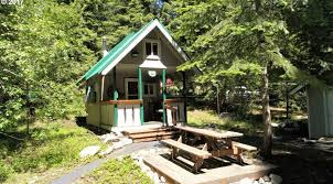 Tiny Cabin by 252 Sq Ft Tiny Cottage On 2 Acres In Baker City Or