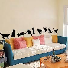 aliexpress com buy diy cats vinyl wall stickers home mural