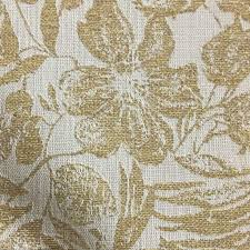 Drapery And Upholstery Fabric Oaks Tropical Pattern Woven Upholstery Fabric By The Yard 6 Colors