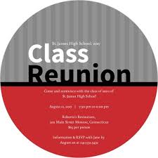 high school class reunion invitations and black school colors class reunion invitation reunion