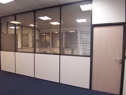 bureau ikea verre et alu frisch cloison amovible prix vitr maison travaux m2 pose bureau d
