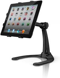 ik multimedia iklip stand desktop stand for ipad sweetwater