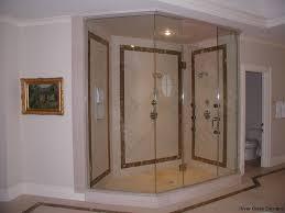Shower Door Molding Glass Shower Door Photos River Glass Designs