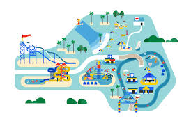 Winter Haven Florida Map by Legoland Florida Map 2016 On Behance