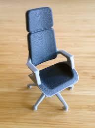 50 miniature chairs 3d printing tvaroch