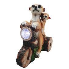 solar meerkat on trike buy at qd stores