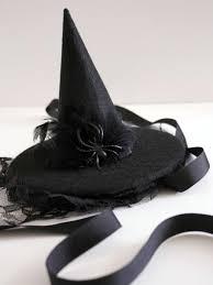 Halloween Hat Craft by Elegant Halloween Hat Ettes Hgtv