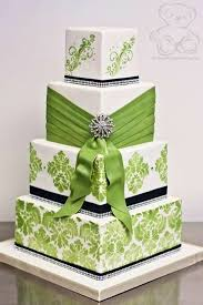 wedding cake green southern blue celebrations green wedding cakes