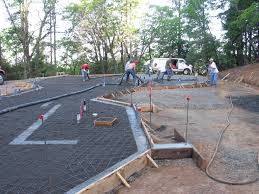 backyard concrete slab standard for dome cost foundation of 2800