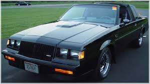 Buick Grand National Car 1987 Buick Gnx Replica U0026 1987 Buick Grand National Xstasy