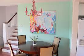 diy contemporary wall painting my crafty spot when life gets