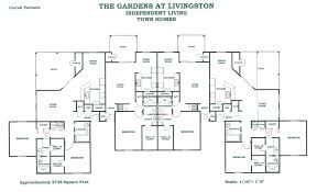 the gardens floor plan floor plans