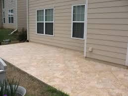 Concrete Patio Covering Ideas Ideas For Covering Concrete Patio U2013 Outdoor Ideas