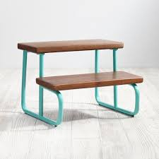 Land Of Nod Coffee Table - wooden step stools the land of nod