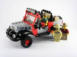 lego jeep moc jp11 jeep wrangler lego town eurobricks forums