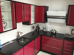 Black Gloss Kitchen Ideas by Gloss Black Kitchen Units Nice Home Design Beautiful With Gloss