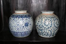 white ginger jar blue and white ginger jar orient house specialises in just