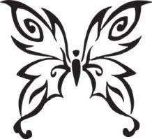 butterfly symbol
