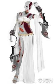Kratos Halloween Costume Video Game Costumes Hope Ign