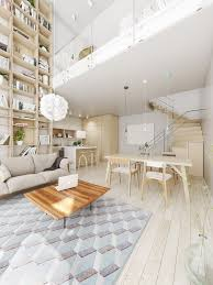 White Chairs For Living Room Living Room Brown Wooden Flooring Brown Wooden Dining Table