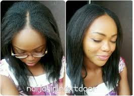 hairstyles with xpression braids i style crochet weave naija girl next door
