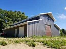 how much does it cost to build a pole barn house faqs about pole buildings milmar pole builders