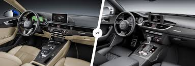 lexus es vs audi a6 audi a4 vs a6 side by side comparison carwow