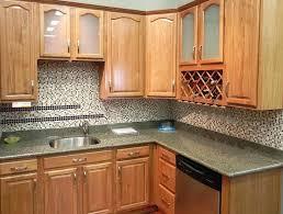 kitchen ideas oak cabinets kitchen backsplash with oak cabinets bloomingcactus me