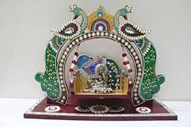 How To Decorate Janmashtami At Home Janmashtami Decoration Ideas Happy Krishna Janmashtami 2017