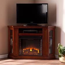 Tv Stand With Fireplace The Best Corner Fireplace Tv Stand Reviews 2017