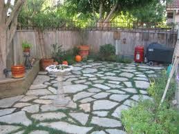Small Townhouse Backyard Ideas 20 Best Stone Patio Ideas For Your Backyard Stone Patios
