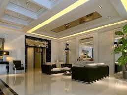 Living Room Ceiling Design Modern Interior Roof Design