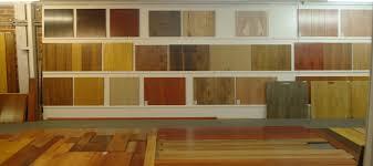 samples woodland flooring showroom